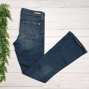 Anthropologie Pilcro Stet Slim Bootcut Jeans
